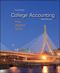Accounting_College Accounting_College Accounting 13e_Price_book cover