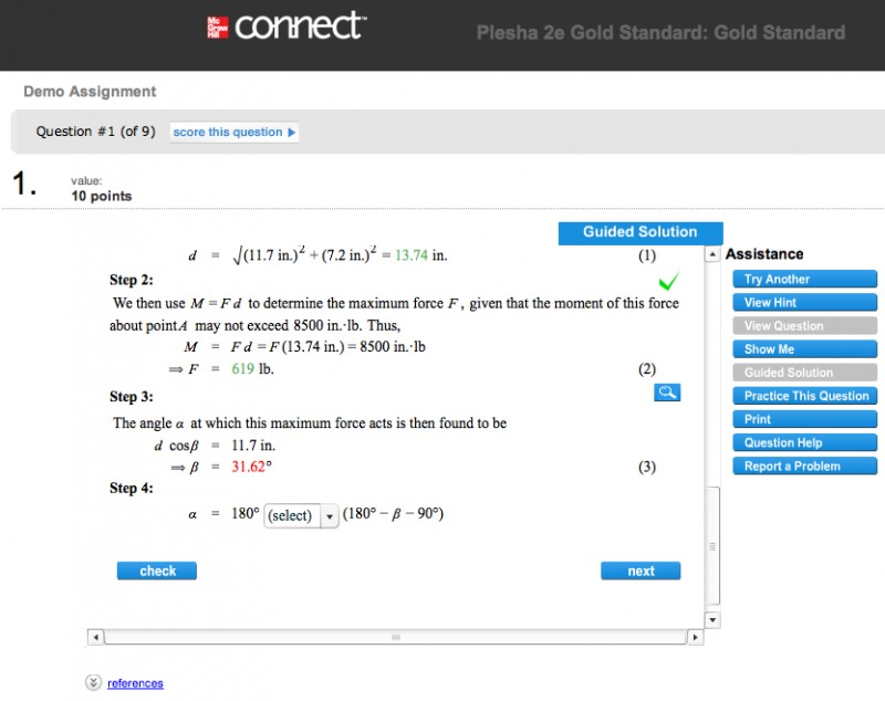 Connect Accounting Homework Answers