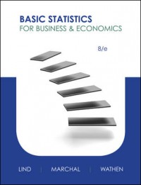 ODS_Business Statistics_Basic Statistics for Business and Economics8e_Lind_book cover