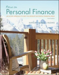 Finance_Personal Finance_Focus on Personal Finance 4e_Kapoor_Cover