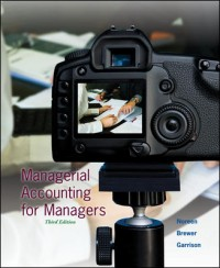 Accounting_Managerial Accounting_Managerial Accounting for Managers 3e_Noreen_Text Cover